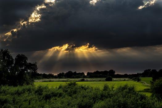Le jour où j'ai arrêté de croire que le ciel allait me tomber sur la tête……